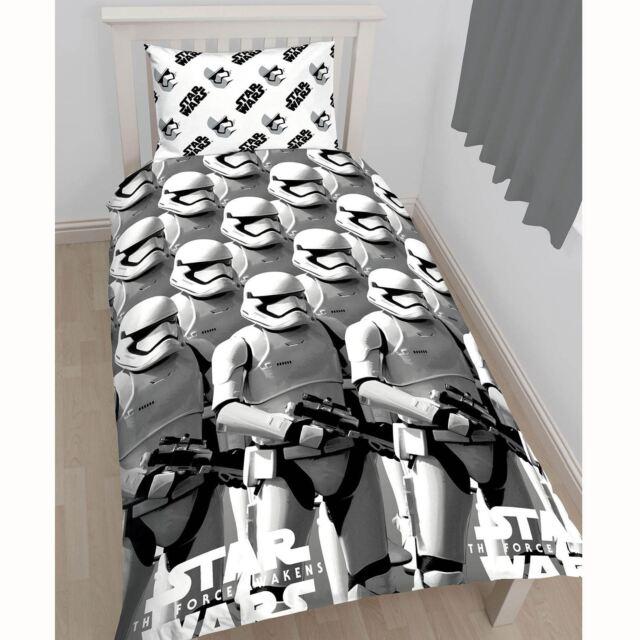Star Wars Épisode VII Force Réveil «Réveiller» Set Housse de Couette Simple