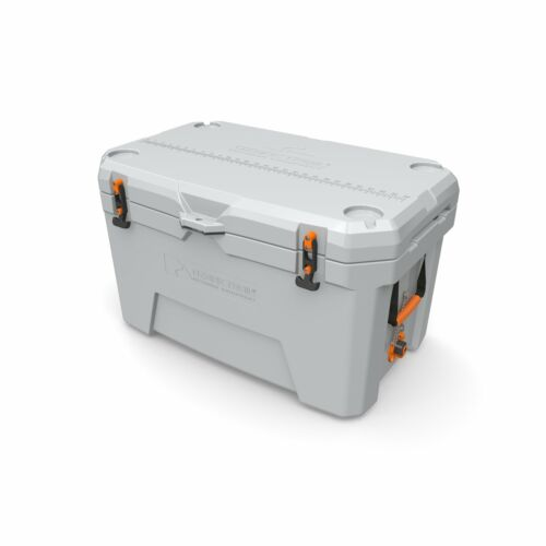 Ozark Trail High-Performance Cooler 73-Qt Lockable Outdoor Camping Food Storage