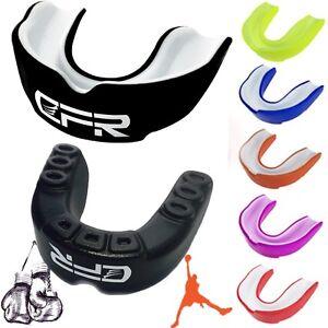 New-CFR-Shock-CFR-Double-Braces-Mouthguard-Mouth-Piece-Basketball-w-Case-GG