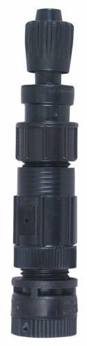 "Rain Bird FCKIT-1PK Drip Irrigation Easy Fit Faucet Connection Kit for 1//2/"" T..."