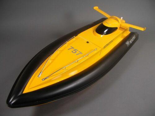 Rennboot NQD Newada 2.4GHz L 81cm 26007 Rot oder Gelb Amewi Speedboot
