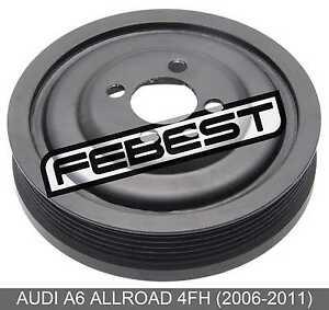 Crankshaft-Pulley-Engine-For-Audi-A6-Allroad-4Fh-2006-2011