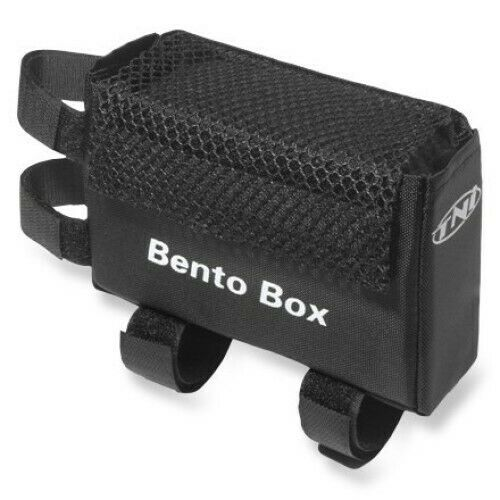 Black Cycling Bento Box
