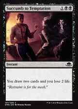 Succumb to Temptation  x4  NM Eldritch Moon MTG Magic Cards Black Common