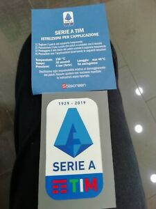 Details about Patch Patch serie a tim 2019/2020 - Only Original  Products-Stilscreen -- show original title