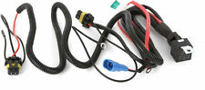 Race Sport Accessories RELAY-HARNESS HID Xenon Headlight 12V Relay Harness