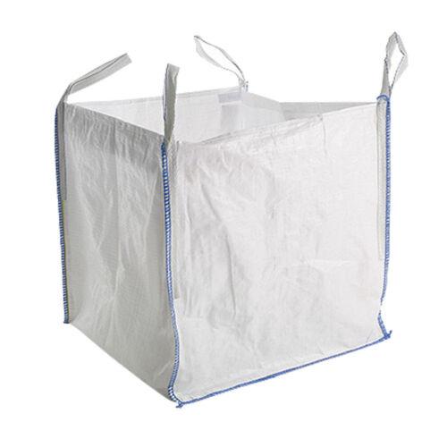 1 Ton Bulk Bag x 10 Builders Rubble Sack FIBC Tonne Jumbo Waste Storage Bag