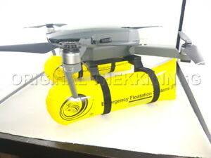 DJI Mavic pro Foldable WATER  protector Yellow EDITION DRONE  Travel float