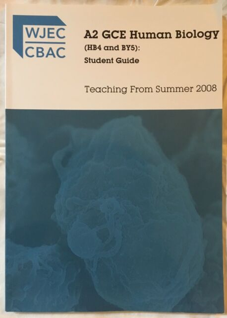 A2 GCE Human Biology (HB4 & BY5) by Gareth Rowlands (Paperback, 2011)