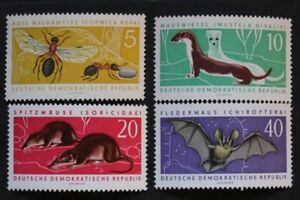 Stamp-Germany-Gdr-Yvert-Tellier-N-582-IN-585-N-MNH-Cyn30-Stamp-Germany