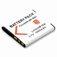 New Battery for NP-BN1 SONY DSC-WX70 DSC-WX9 DSC-WX5 DSC-WX7 DSC-WX100 DSC-WX150