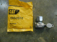 Cat Hydraulic Fitting 0063070 (gar 4-2)