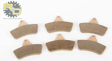 1998-2004 Arctic Cat 300 4x4 Front And Rear Severe Duty Brake Pads Severe Duty