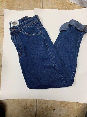 2769044e35 Women's Zara AUTHENTIC Denim By TRF Blue Reg 1975 Vintage Jeans in Size 4 |  eBay