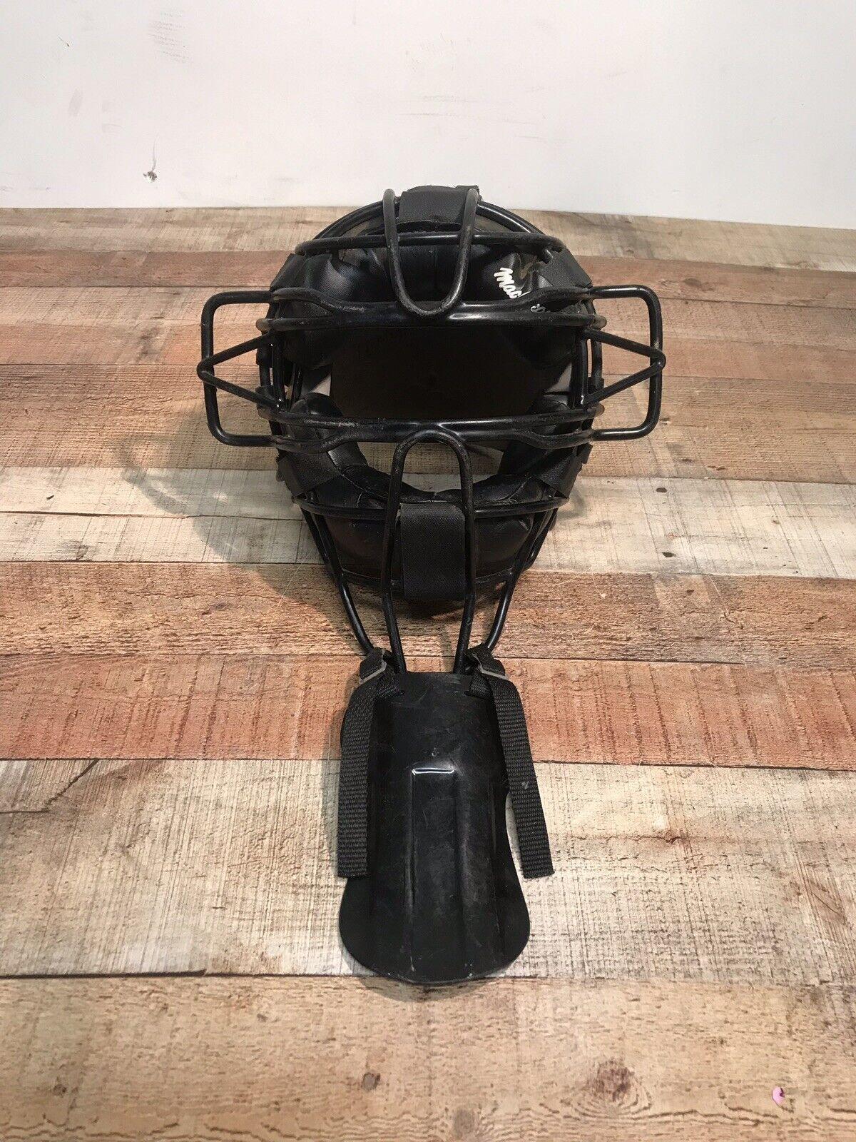 Image 1 - Macgregor MCB27 XS Catchers Mask w/ Neck Guard