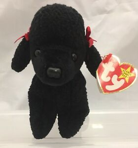 GiGi TY BEANIE BABY RARE WITH MULTIPLE TAG ERRORS RETIRED 302 ... a21f6611fef