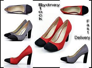 Women Shoes Heels Pump Party Frederick's of Hollywood Size 6 - 9