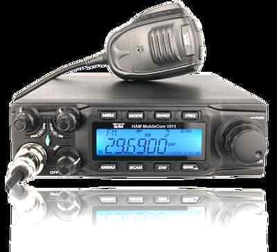 V2 Dtmf Team Ham Mobilecom 1011 Mobilfunkgerät 10 & 11 M Band 25,6-30,1 Mhz