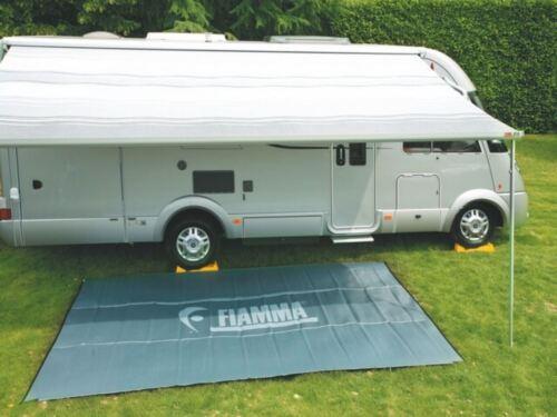Fiamma Awning Carpet Groundsheet Breathable Patio Mat 440cm