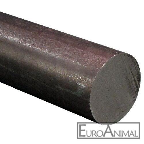 500mm bis 3x2000mm Rund Eisen Rundmaterial Stahl St37 Rundstahl 45 mm  Länge