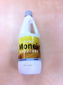 Forbo Monel Linoleum Cleaner 1 Litre Forbo Floorcare Ebay