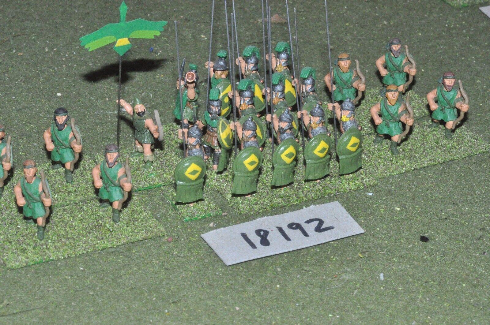 Ven a elegir tu propio estilo deportivo. 25mm 25mm 25mm griego clásico-antigua batalla Group-INF (18192)  mejor vendido