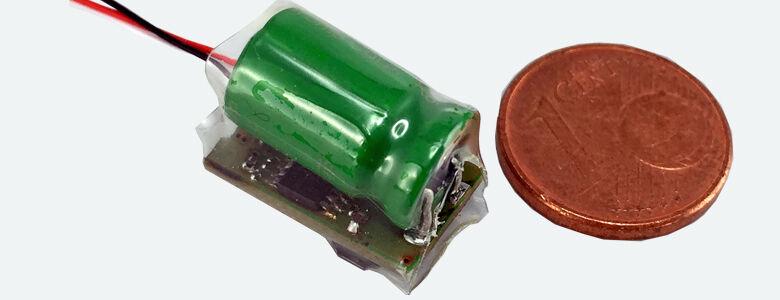 ESU 54671 Powerpack MINI ENERGIA MEMORIA PER LokPilot v4.0 LokSound micro u a