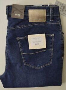 Details zu BRAX Mary Sport, modische Jeans in Dark Blue, Stretch, Slim Fit, Größe wählbar