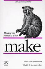 Managing Projects with make (Nutshell Handbooks), Steve Talbott, Andrew Oram, Go