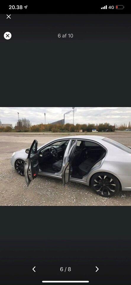 Chevrolet Epica, 2,0 LS, Benzin