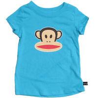 Paul Frank Girls T Shirt Pool Blue Toddler & Kids