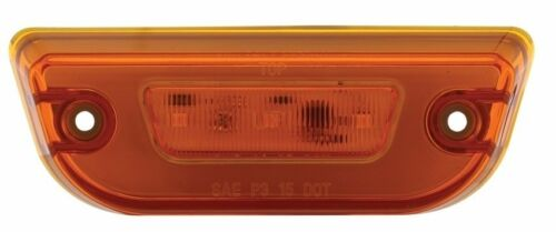 For KENWORTH T680 5 Each GLO CAB LIGHTS AMBER//AMBER 11 LED