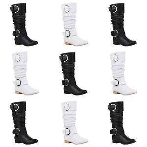 Damen Klassische Stiefel