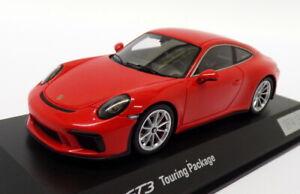 Minichamps-Escala-1-43-WAP0201640J-Porsche-911-GT3-Rojo