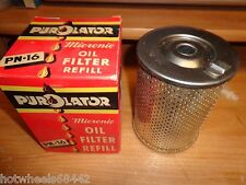 NOS Purolator 1940-1946 Chrysler Marine Ace Crown Royal 8 Oil Filter Cartridge