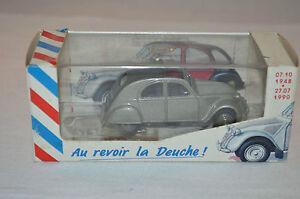 Vitesse-530-Citroen-2-CV-034-Au-Revoir-La-Deuche-034-1-43-mint-in-box