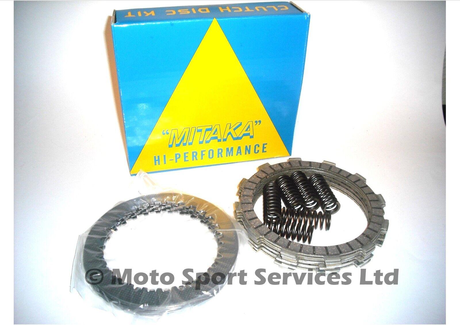 Mitaka Kupplung-Platte & Feder-Kit Suzuki Rm250 RM 250 1997-2002  | Gute Qualität