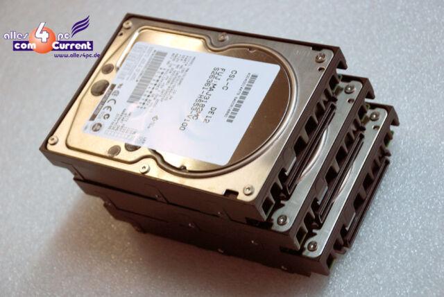SCSI 80-POL HARD DISC HARD DRIVE 18GB FUJITSU MAJ3182MC CA05668-B33500SP n861