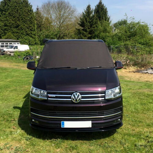 VW T6 Screen Cover Black out Blind Window Wrap standard