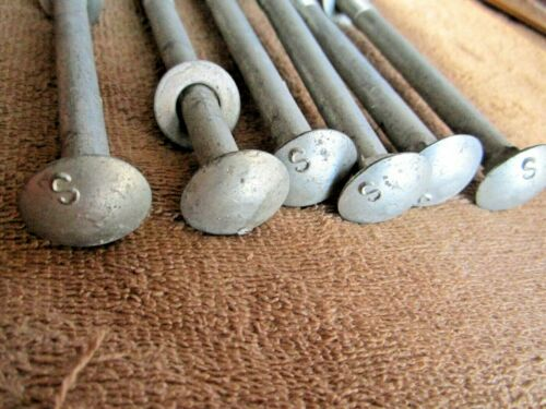 """Qty 6 14 x 8 1//2/"""" CARRIAGE BOLTS WITH WASHER /& WINGNUT 7//16/"""""""