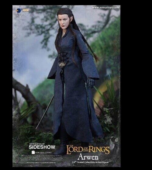 skala 1  6 Saga om ringen Arwen Action Figur Asmus leksaker