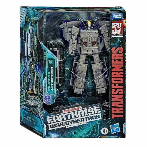 Nova chegada TAKARA TOMY HASBRO Cma Earthrise Series Astrotrain Transformers