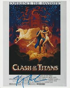 Harry-Hamlin-Signed-8x10-Photo-Clash-of-the-Titans-Poster