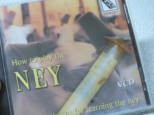 HOW TO PLAY NEY  NAY  CD IN ENGLISH