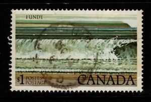 Canada 1979 $1 Fundy National Park SG884 Sc 726 Used see note