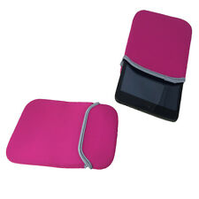 10.1 zoll Tablet Hülle Soft Case - Asus Transformer Pad TF101 - Neopren Pink 10