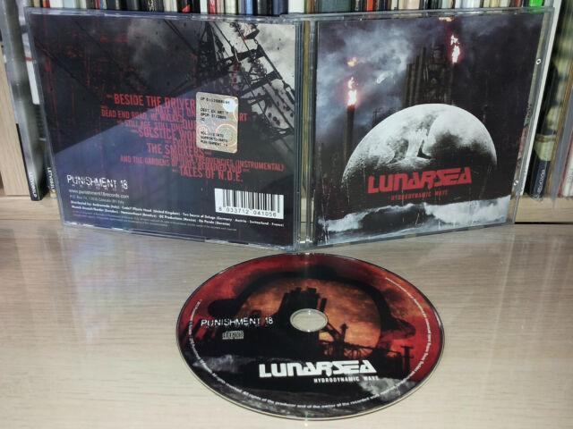 CD LUNARSEA - HYDROYANIC WAVE