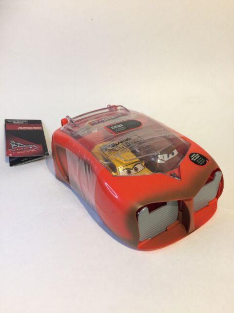 Disney Store Cars 3 THUNDER HOLLOW Crazy 8 Crashers Launchers Set Pixar