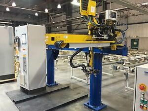 Details about Reis Robotics RL16 Series 3-Axis Gantry Robot Cartesian  Injection Molding