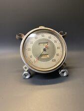 Vintage 1930s 1940s Ford Waltham Red Needle Speedometer Dashboard Gauge